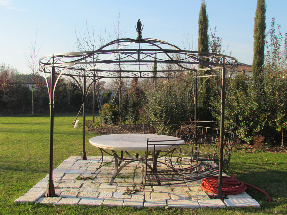 Gazebo garden house lazzerini for Gazebo giardino