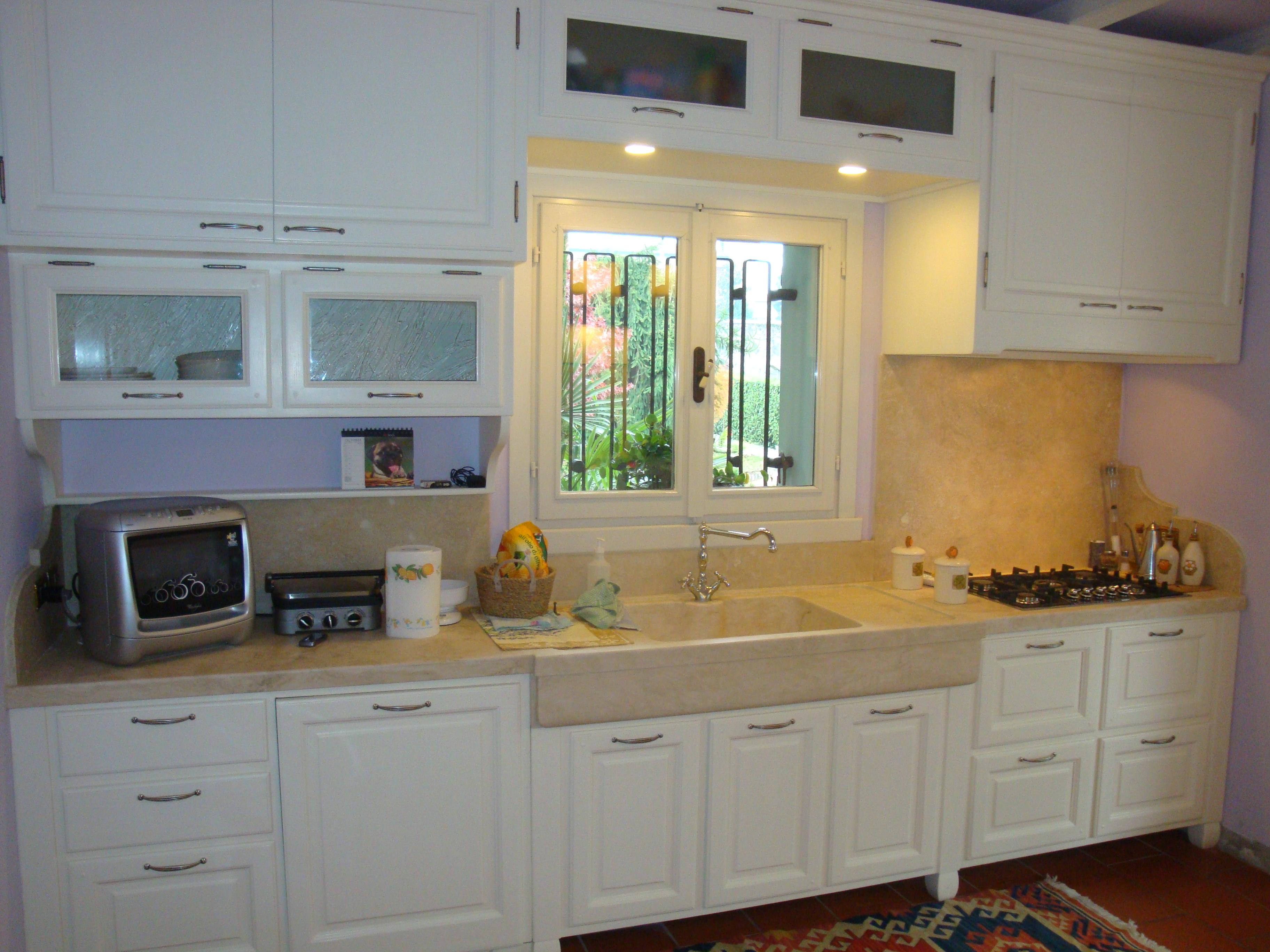 Cucine garden house lazzerini for Piani della casa del barndominio