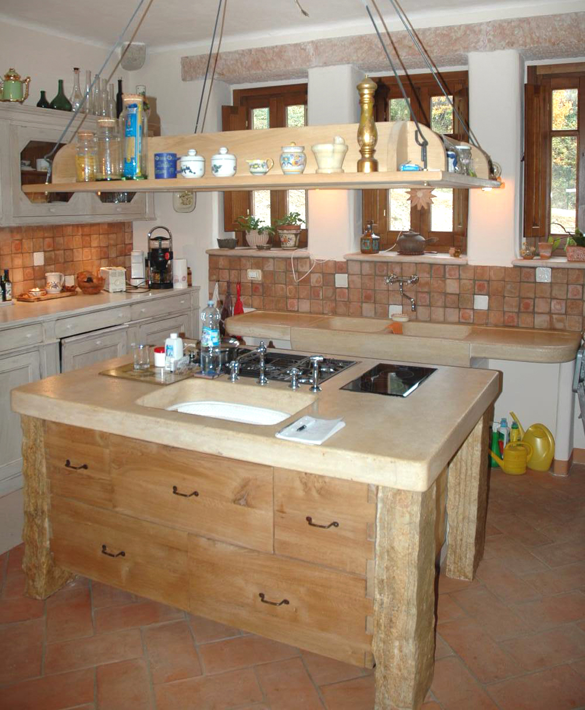 Cucine garden house lazzerini for Cucine pinterest
