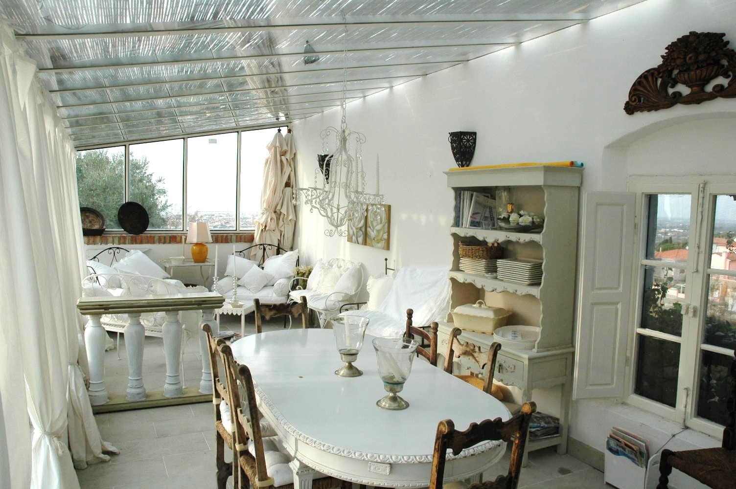 Arredare con eleganza la veranda garden house lazzerini - Arredare giardino d inverno ...