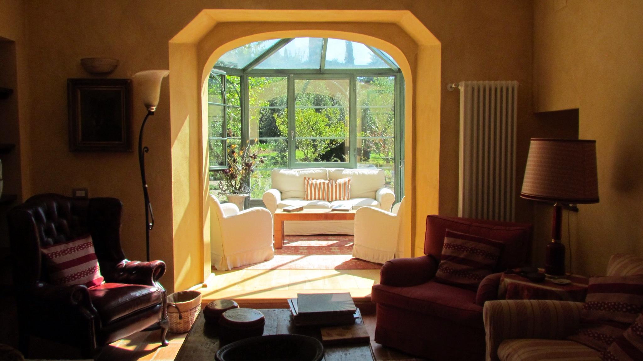 Ampliamento casa garden house lazzerini - Ampliamento casa ...